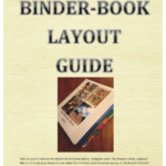 Binder Book Layout Guide – 1.1-1.4