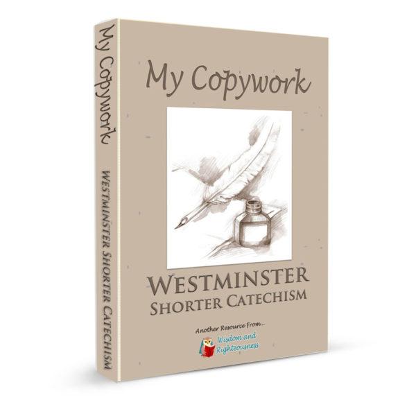 Copywork 3-d book WSC