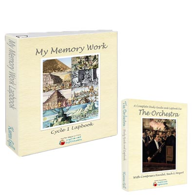 Classical Conversations Memory Work Lapbooks