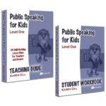 Teaching Kids Public Speaking