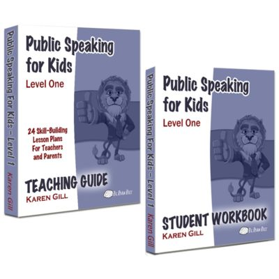 Teaching Kids Public Speaking